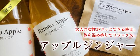 アップルジンジャー